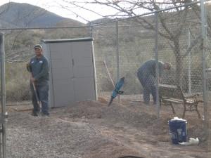 Irrigation Work 1.2014