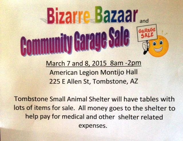 Bizarre Bazaar 2015