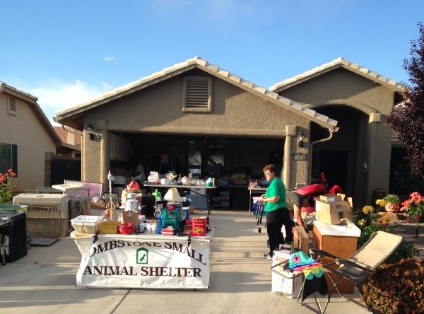 Spring Yard Sale 2015